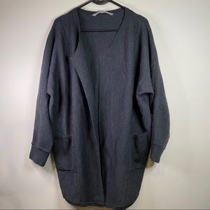 Athleta Chill Chaser Sweater Jacket Size Large